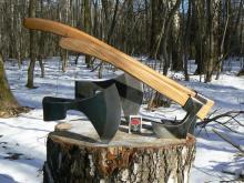 Топор для валки деревьев